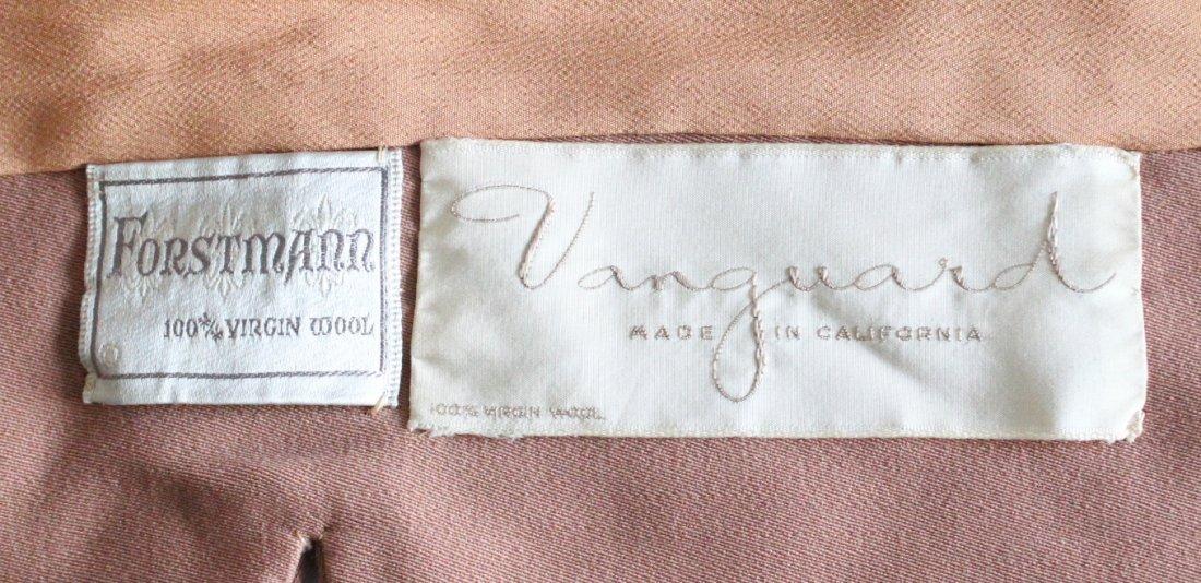 Vanguard California Wool Jacket, c.1940's - 3