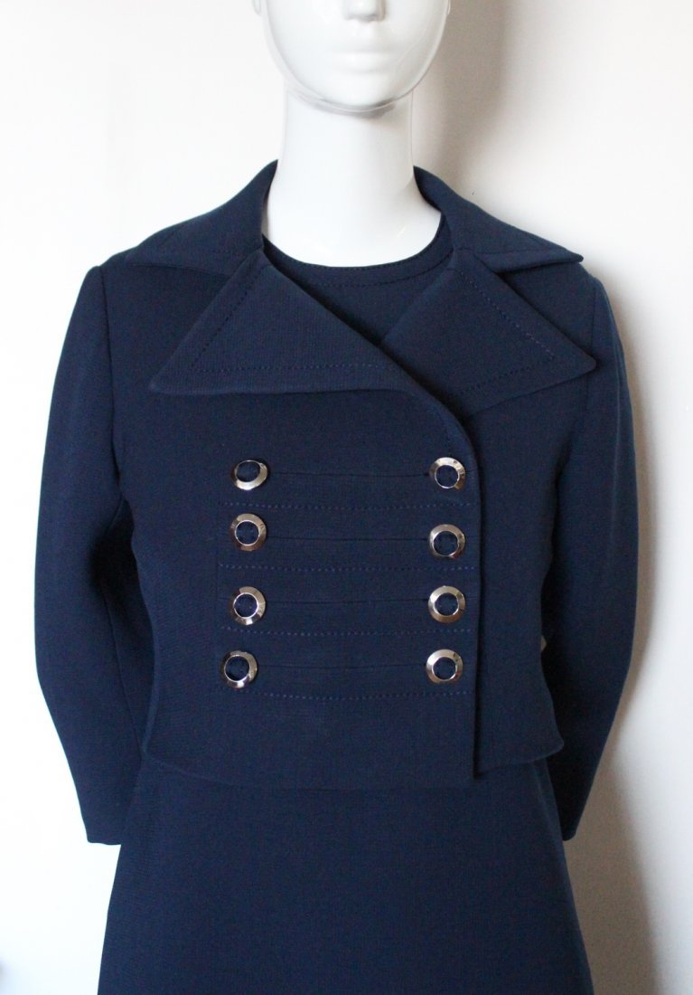 Pierre Cardin Paris Space Collection Suit, c.1968 - 4