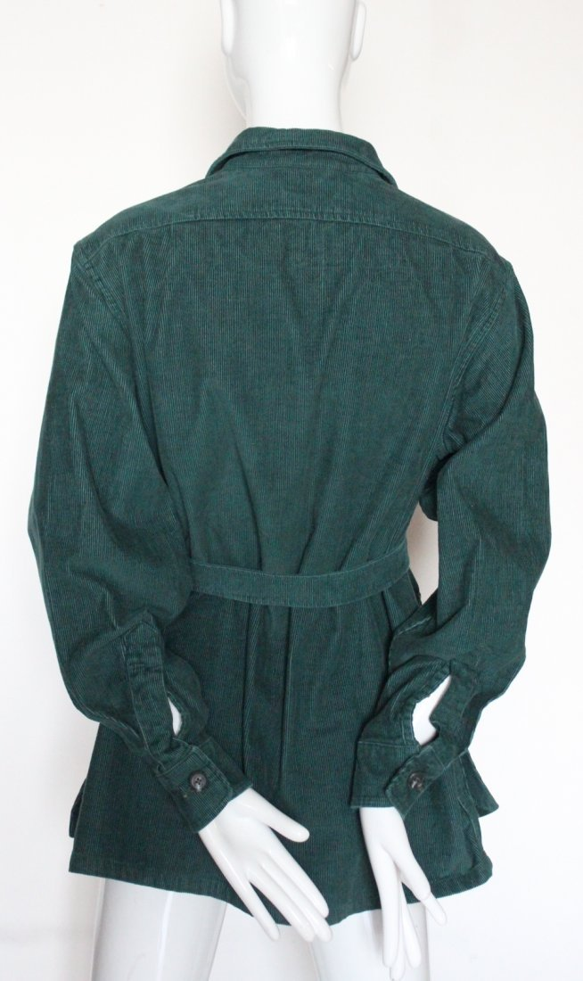 Abercrombie & Fitch Green Corduroy Jacket, c.1970's - 3