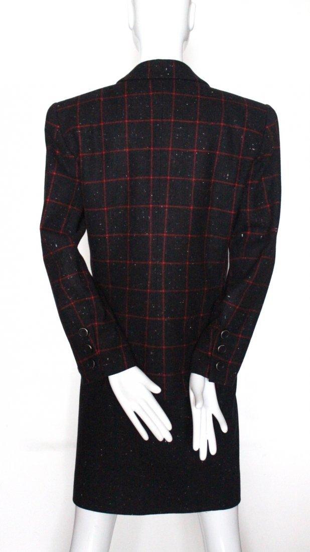 Saint Laurent Rive Gauche Wool Suit, Spring 1988 - 3