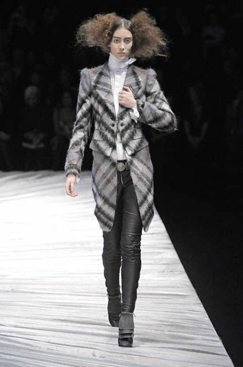 Alexander McQueen Black Patent Leather Pants, F/W 2008 - 6