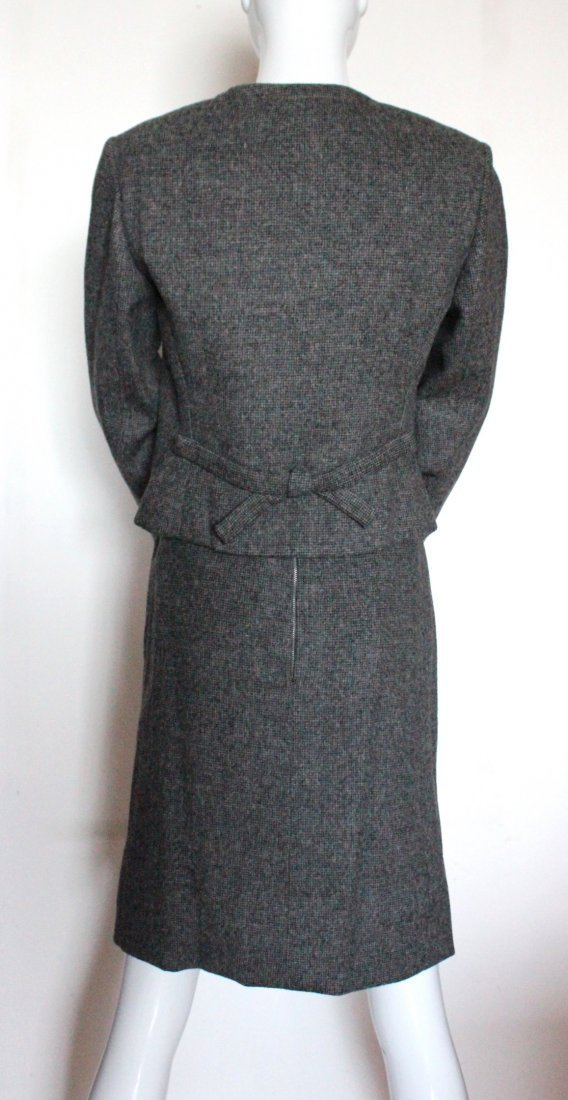 Christian Dior by Yves Saint Laurent Wool Suit, c.1960 - 2