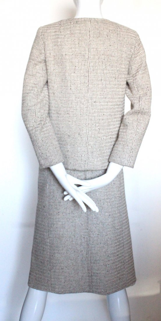 Christian Dior for Saks Fifth Avenue Wool Suit,c.1960's - 2