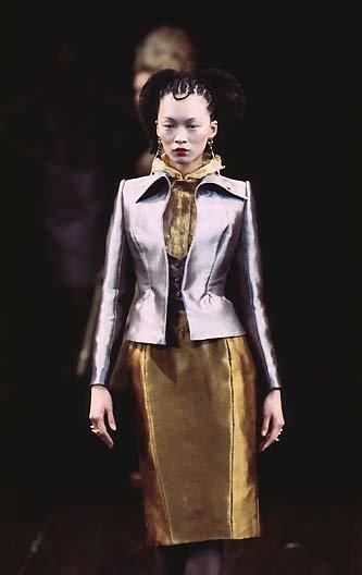 """Vivienne Westwood """"Five Centuries Ago"""" Suit, F/W 1997 - 10"""