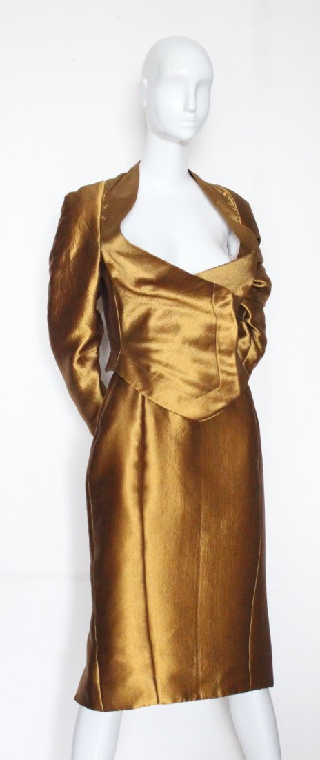 """Vivienne Westwood """"Five Centuries Ago"""" Suit, F/W 1997"""