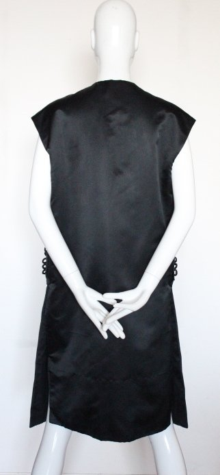 Florence Lusting Couture Silk Evening Vest, ca.1950's - 3