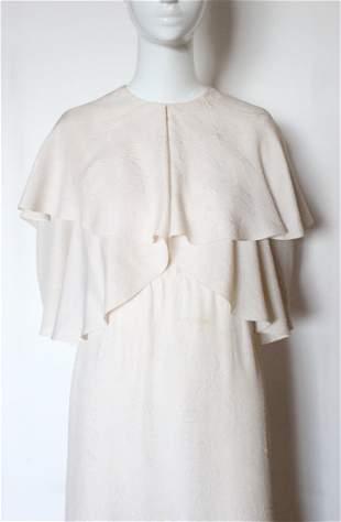 Pierre Cardin Haute Couture Evening Dress c1960s70s