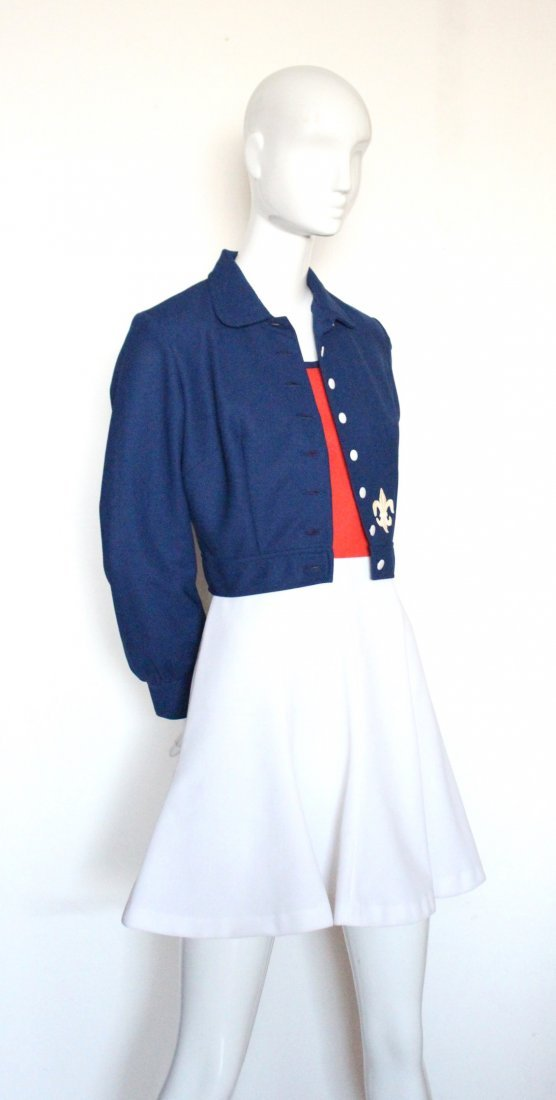 A Mar Tee Original Polyester Knit Suit, ca. 1970's