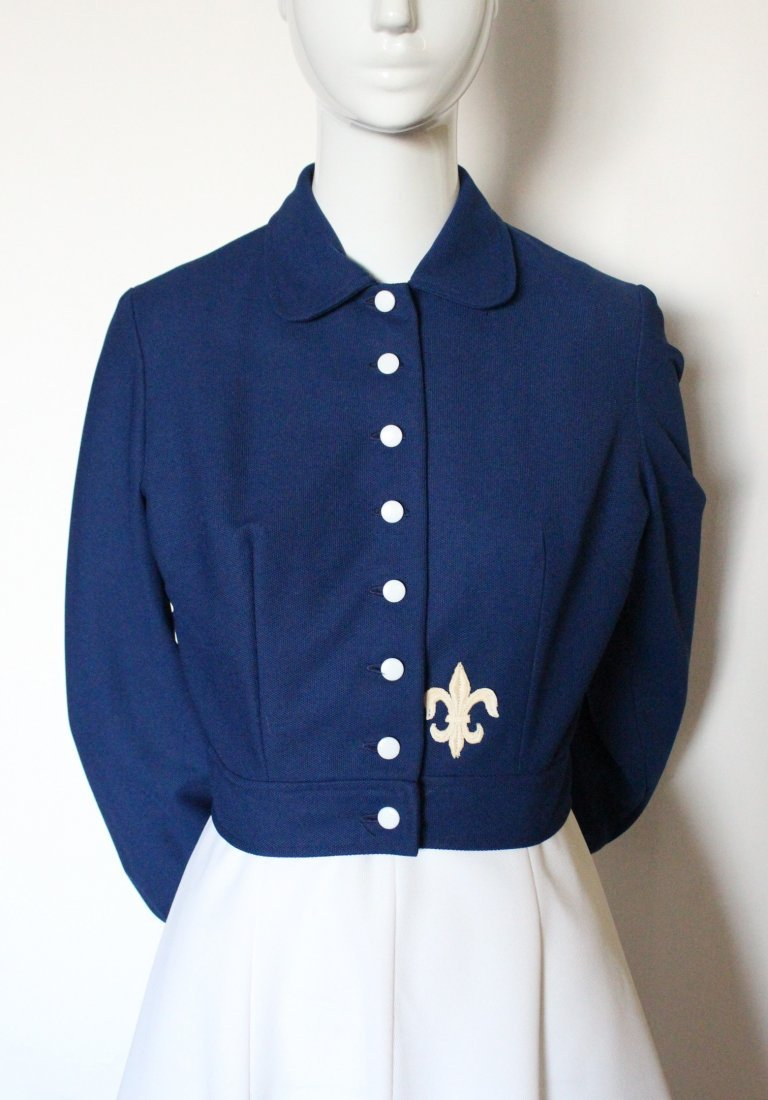 A Mar Tee Original Polyester Knit Suit, ca. 1970's - 3