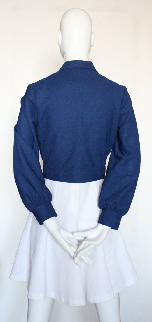 A Mar Tee Original Polyester Knit Suit, ca. 1970's - 4
