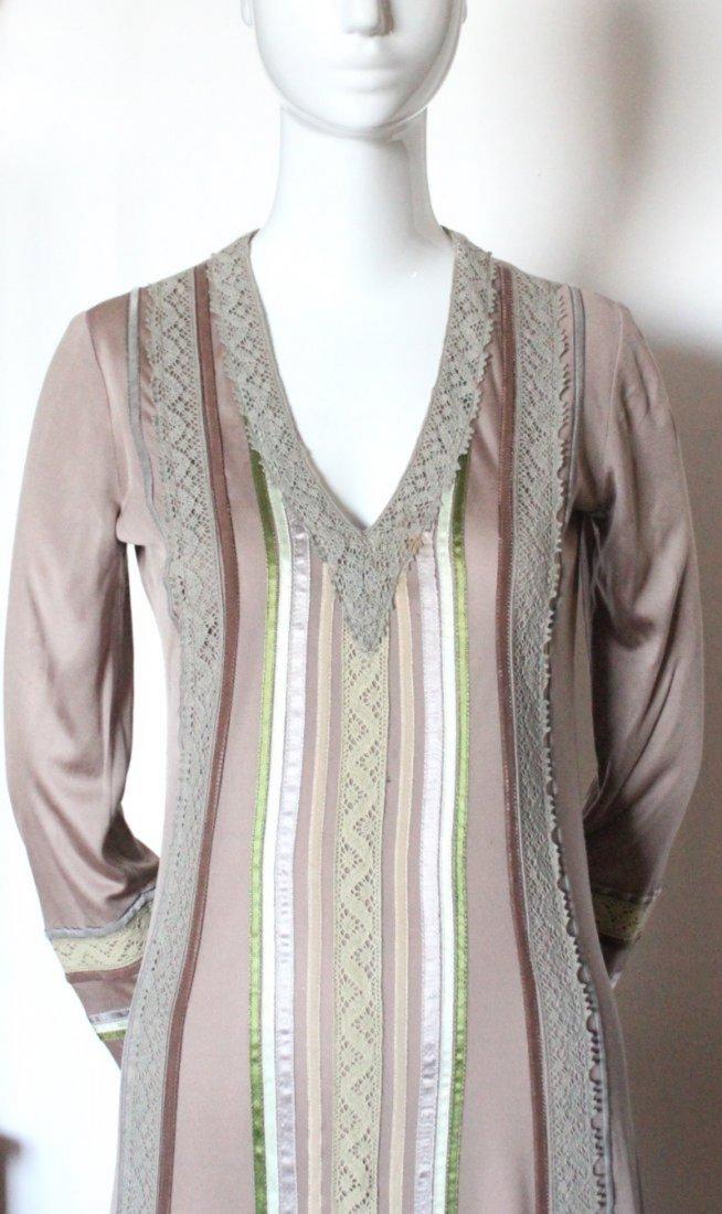 Giorgio di Sant'Angelo Jersey Knit Maxi Dress, c. 1970s - 2