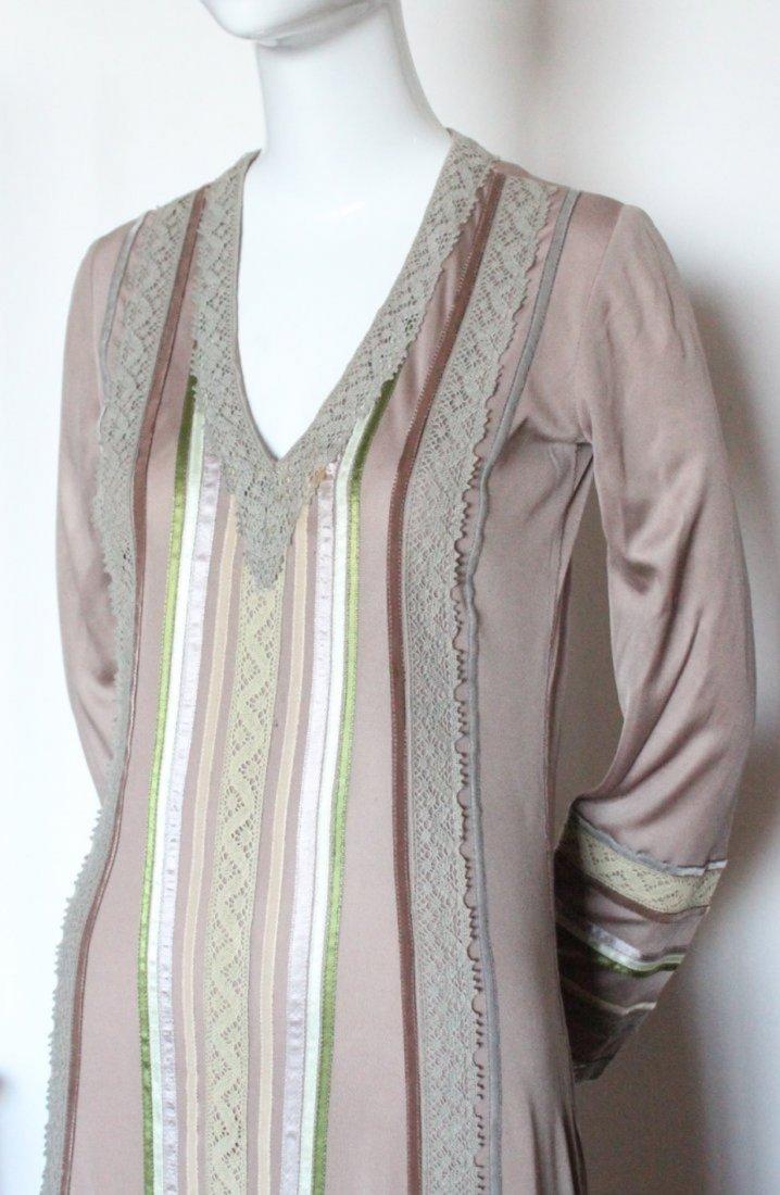 Giorgio di Sant'Angelo Jersey Knit Maxi Dress, c. 1970s - 4