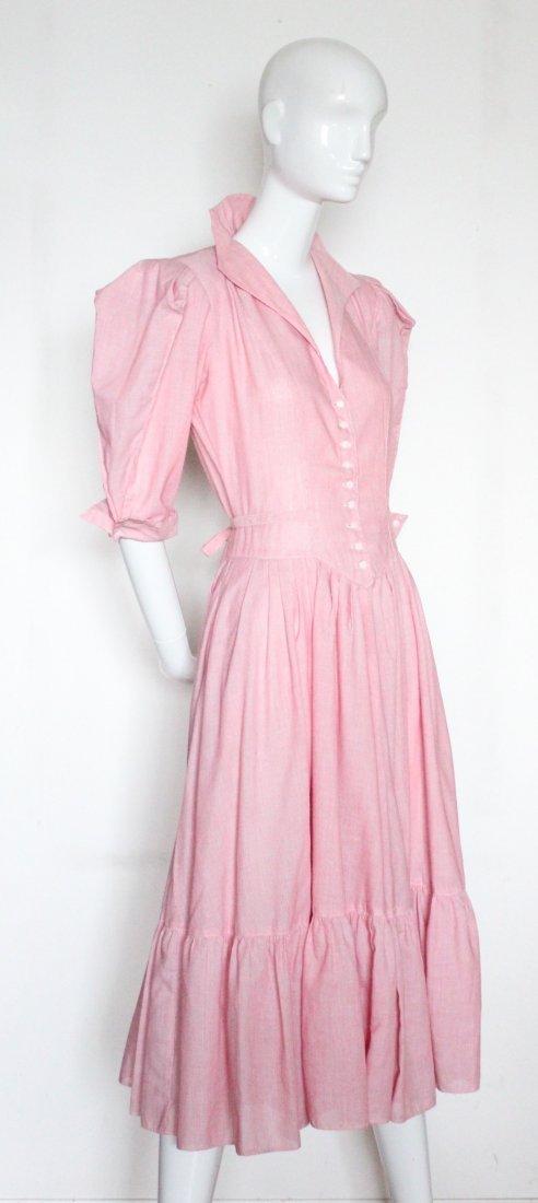 Karen Alexander for Bergdorf Goodman Dress c.1970s