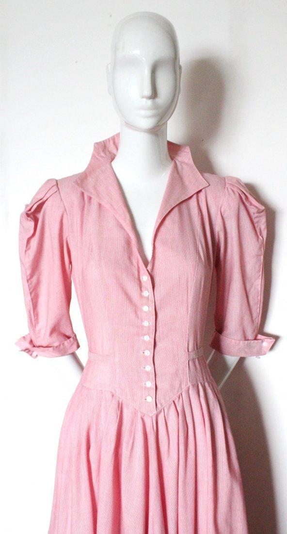 Karen Alexander for Bergdorf Goodman Dress c.1970s - 2