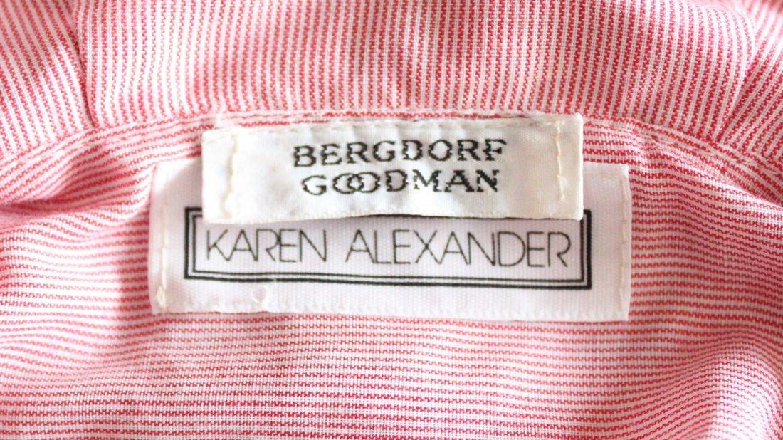 Karen Alexander for Bergdorf Goodman Dress c.1970s - 4