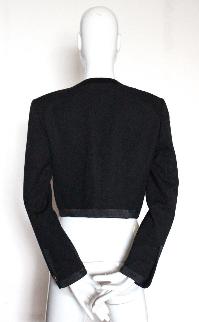 Givenchy Nouvelle Boutique Evening Jacket, c.1980's - 2