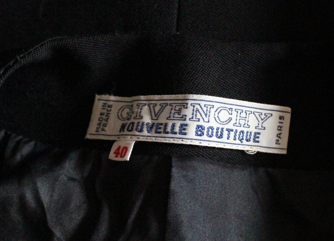 Givenchy Nouvelle Boutique Evening Jacket, c.1980's - 3