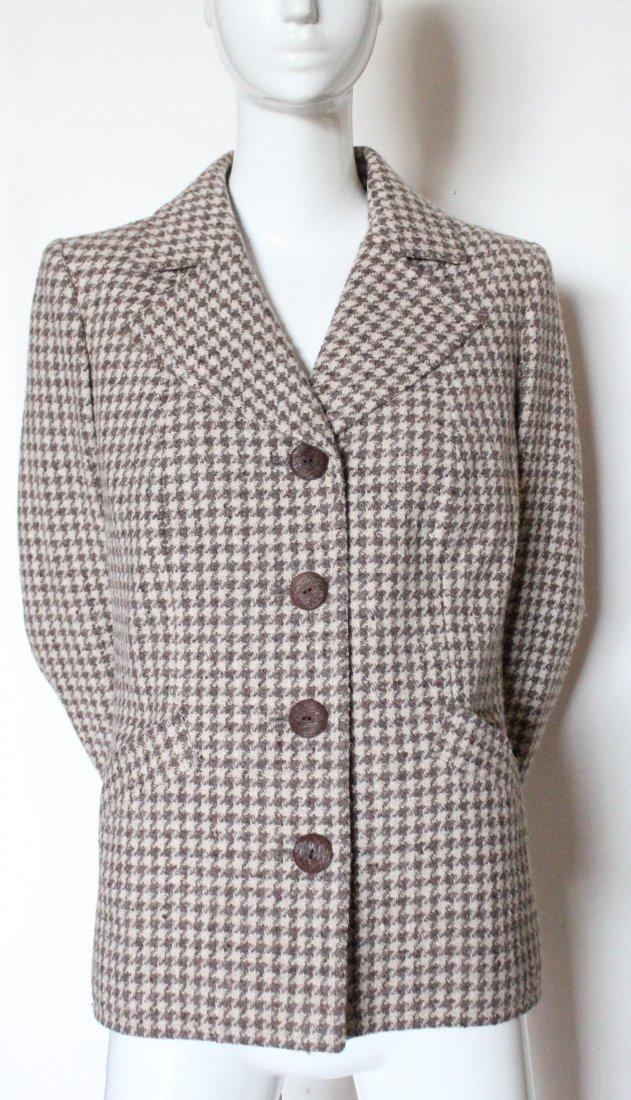 Yves Saint Laurent Haute Couture Jacket, F/W 1996