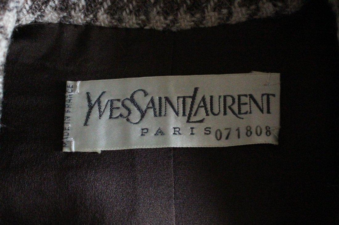 Yves Saint Laurent Haute Couture Jacket, F/W 1996 - 4