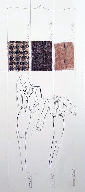 Yves Saint Laurent Haute Couture Jacket, F/W 1996 - 5