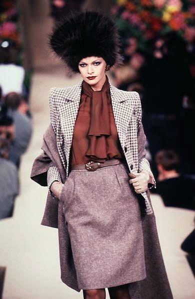 Yves Saint Laurent Haute Couture Jacket, F/W 1996 - 7
