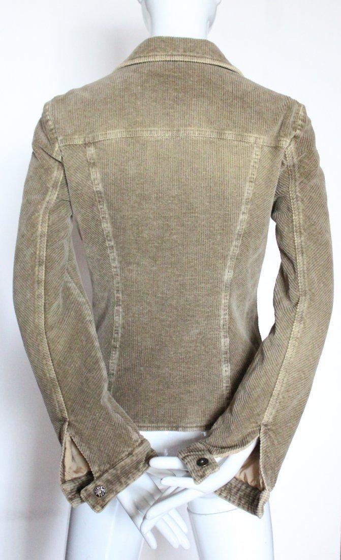 Krizia Jeans Corduroy Jacket, ca. 1990's - 3