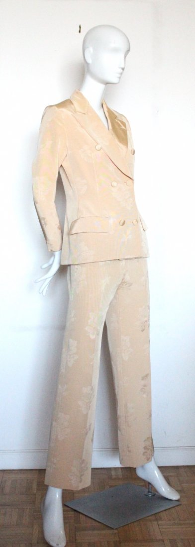 Alexander McQueen for Givenchy Suit, S/S 1998
