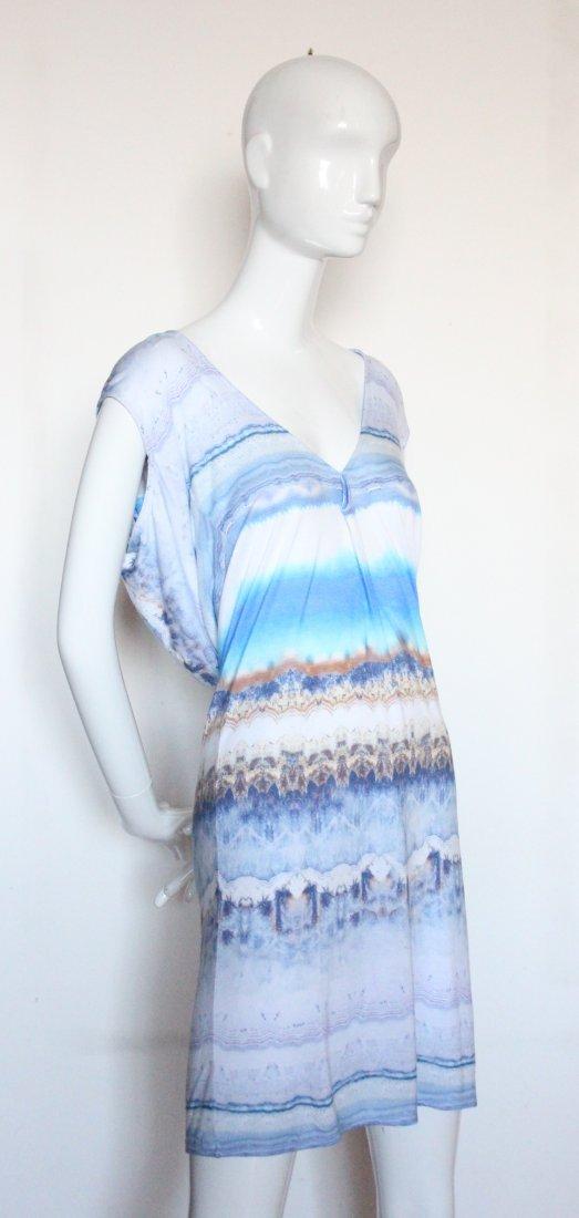 Alexander McQueen Agate Print Jersey Dress S/S2010 - 2