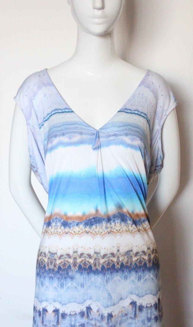 Alexander McQueen Agate Print Jersey Dress S/S2010 - 3