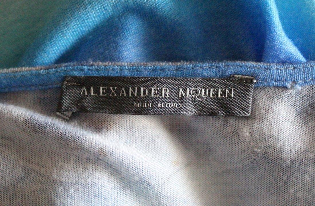Alexander McQueen Agate Print Jersey Dress S/S2010 - 5
