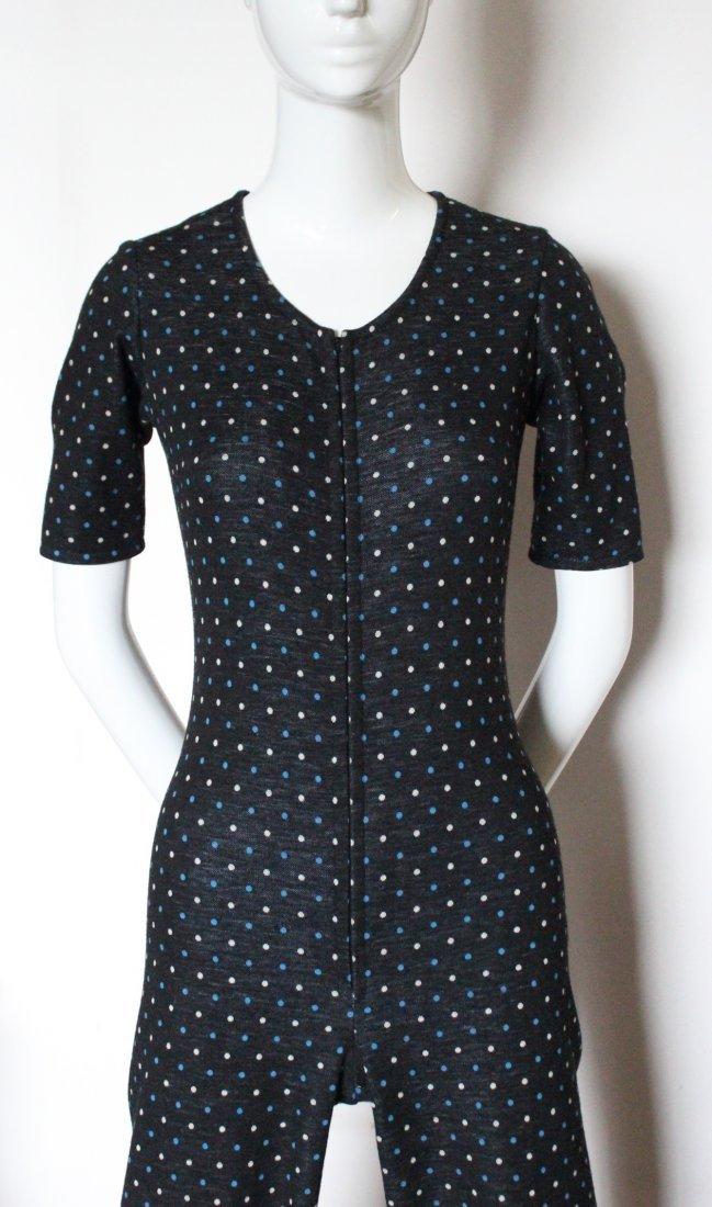 Yves Saint Laurent Rive Gauche Knit Jumpsuit, ca. 1973 - 2