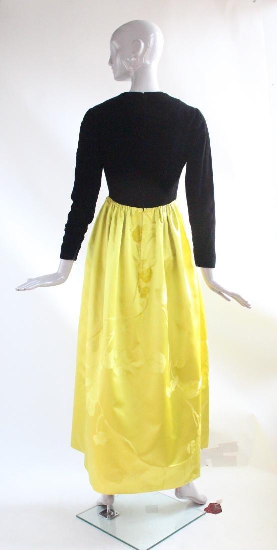 Bill Blass for Maurice Rentner Evening Dress, ca.1962 - 2