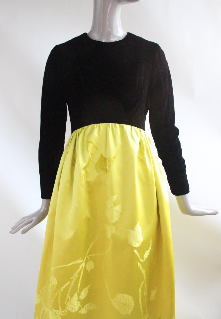 Bill Blass for Maurice Rentner Evening Dress, ca.1962 - 3