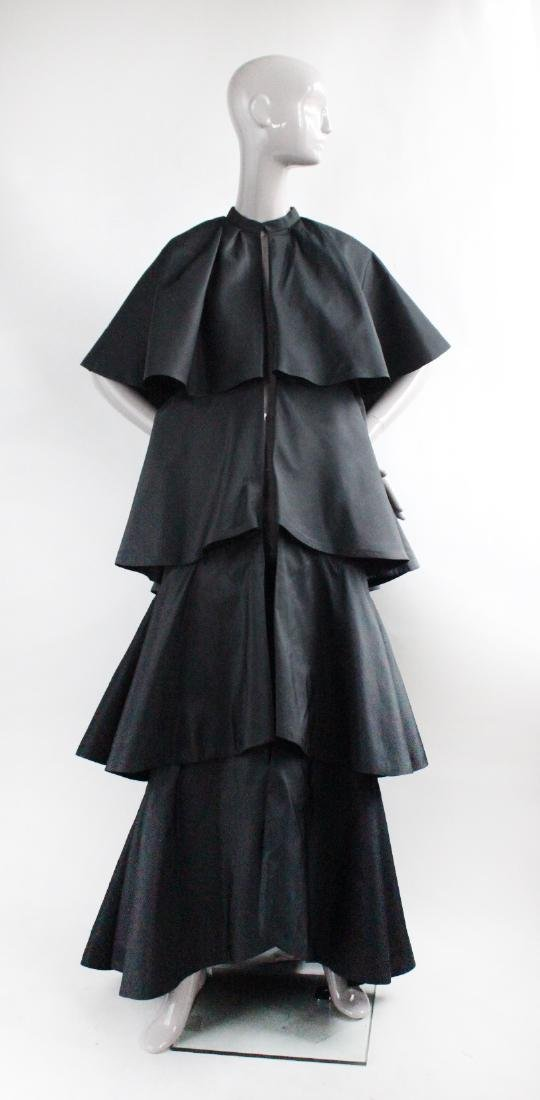 Pierre Cardin Haute Couture Evening Coat, ca. 1960's