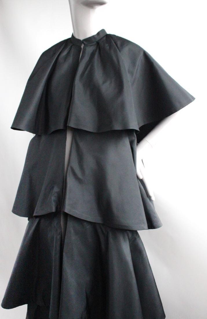 Pierre Cardin Haute Couture Evening Coat, ca. 1960's - 3