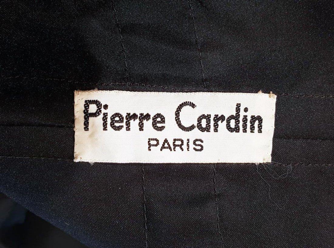 Pierre Cardin Haute Couture Evening Coat, ca. 1960's - 4