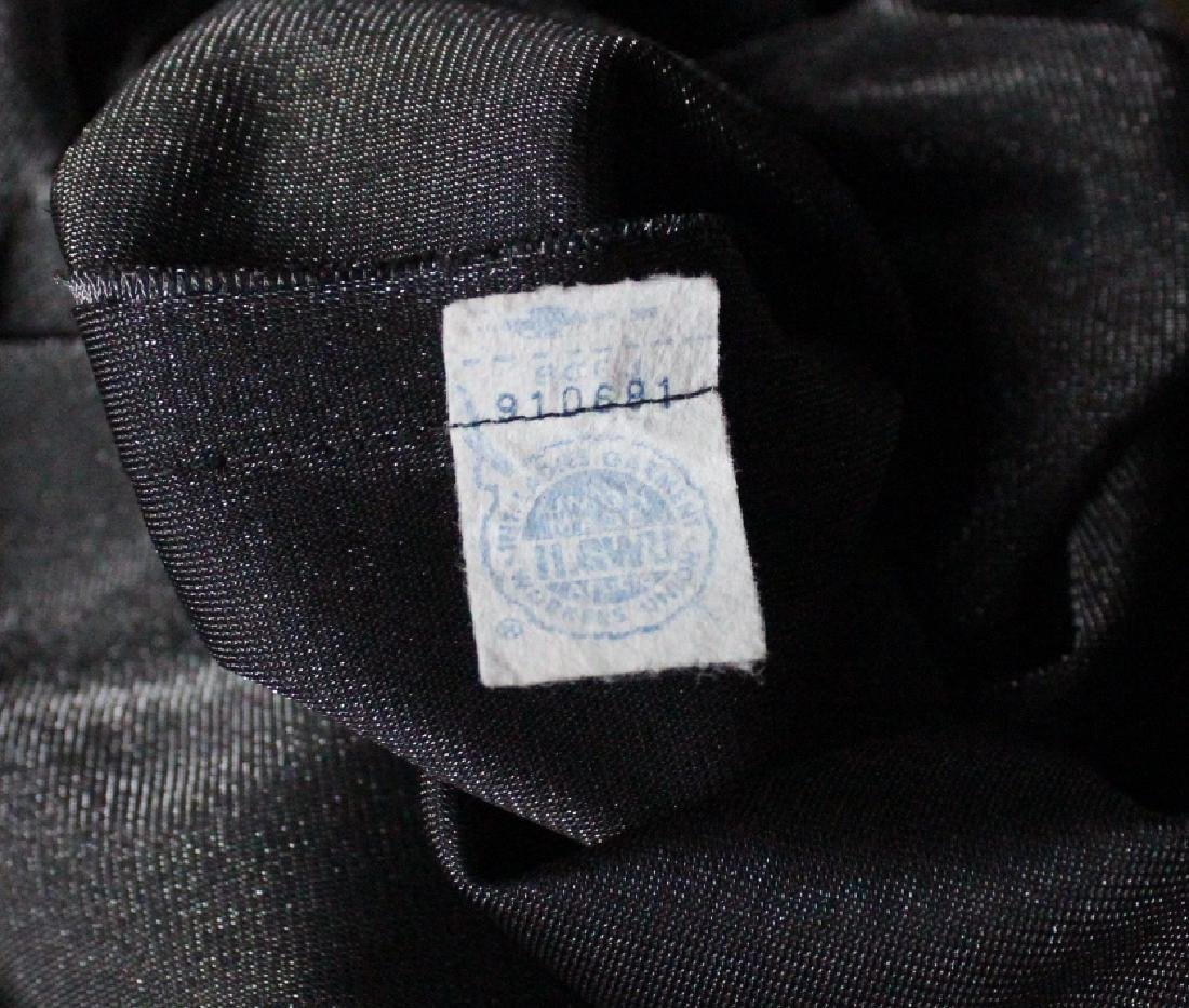 Henri Bendel Gray Lurex Knit Dress, ca. 1960's - 4