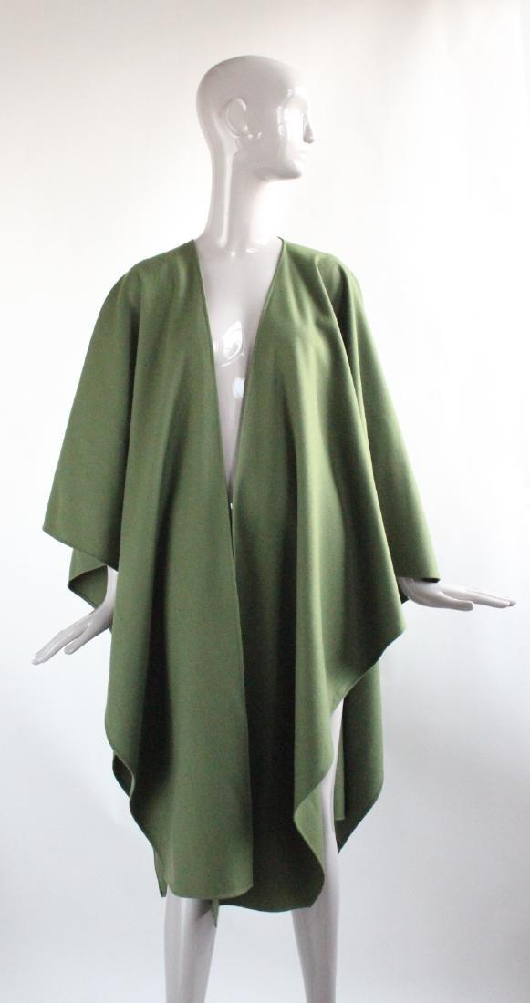 Manuel Pertegaz Haute Couture Cape, ca. 1970's