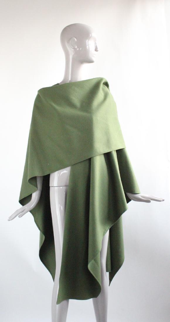 Manuel Pertegaz Haute Couture Cape, ca. 1970's - 2