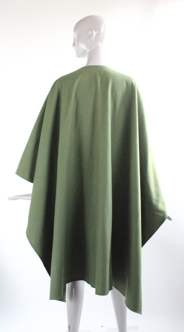 Manuel Pertegaz Haute Couture Cape, ca. 1970's - 3