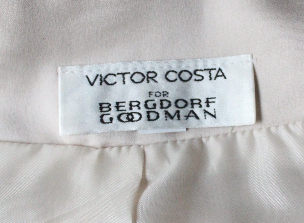 Victor Costa for Bergdorf Goodman Evening Suit, 1980s - 3