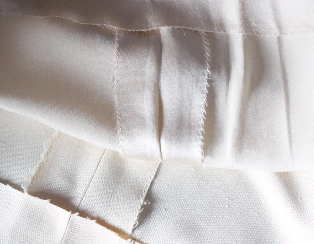 Yves Saint Laurent Haute Couture Silk Dress, S/S 1991 - 6