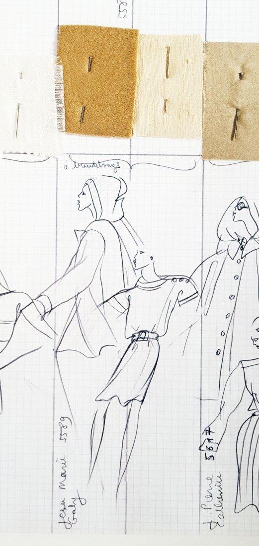 Yves Saint Laurent Haute Couture Silk Dress, S/S 1991 - 7