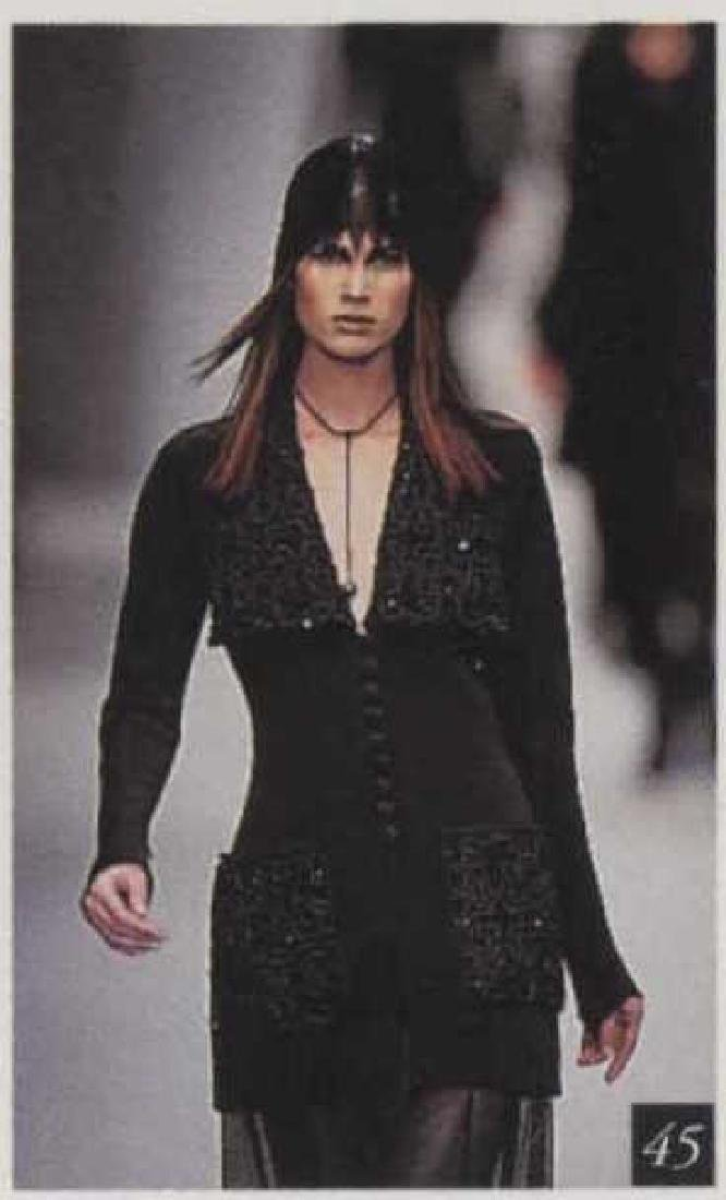 Karl Lagerfeld Lesage Embroidered Ensemble, F/W 1993 - 6