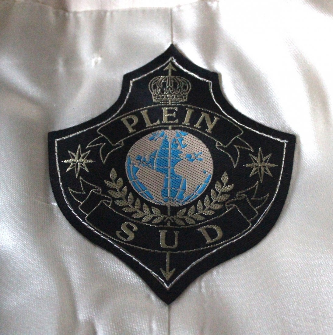 Plein Sud Beige Wool Suit, ca. 1990's - 3