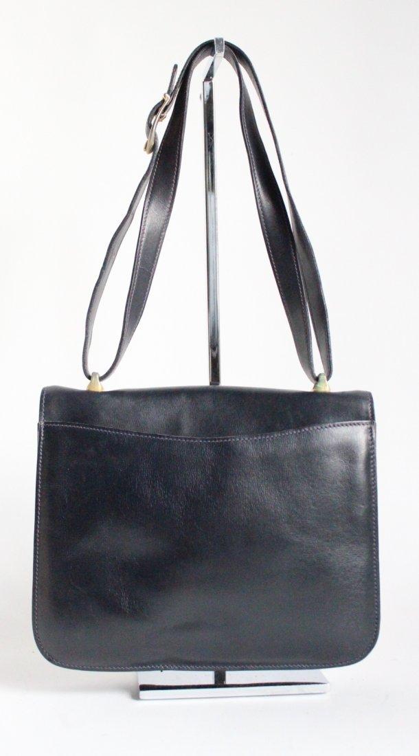 Lederer de Paris Constance H Buckle Shoulder Bag, 1970s - 3