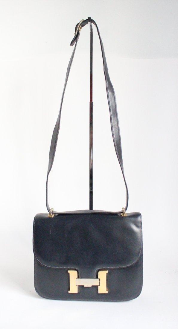 Lederer de Paris Constance H Buckle Shoulder Bag, 1970s - 4