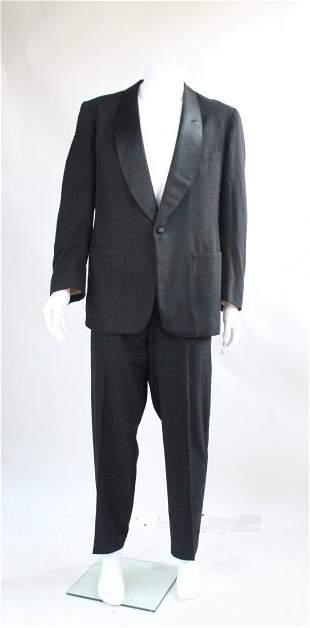 Brooks Brothers Black Tuxedo Suit, ca. 1940's