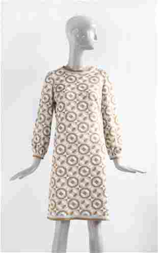Micia Jr. of Rome for Emery Knits Dress, ca. 1970's