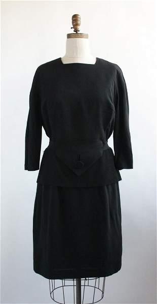 Modell Berlin 46 Dress, ca. 1940s